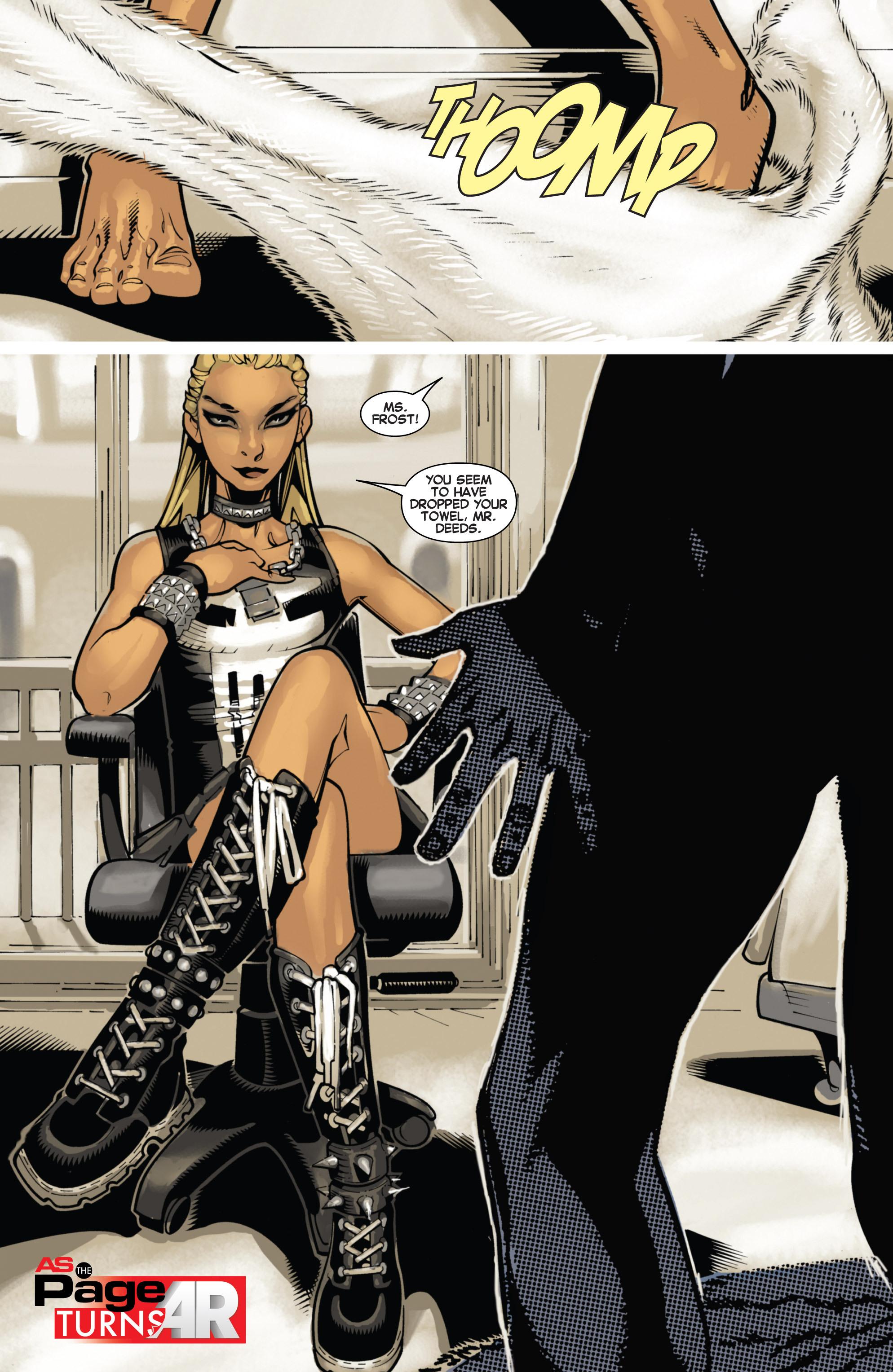 Read online Uncanny X-Men (2013) comic -  Issue #14 - 7