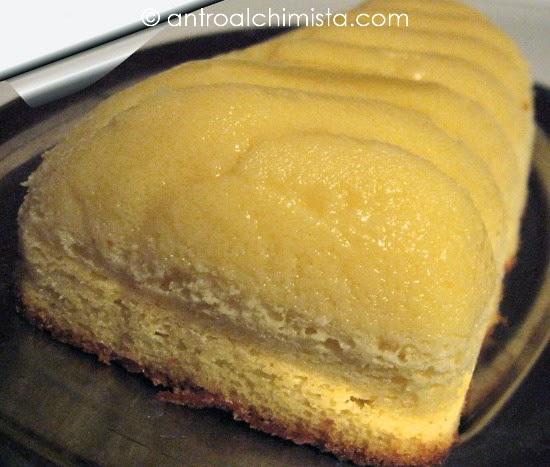 Torta Budino al Limone