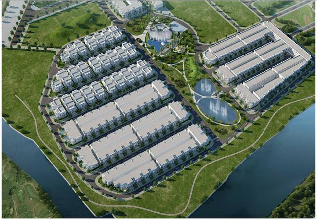 Tổng quan về dự án melosa Garden Khang ĐIỀN Quận 9