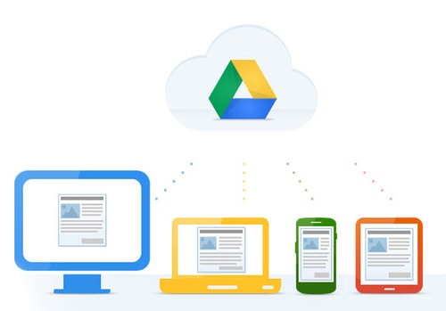 Kết nối trực tiếp Google Drive với Kali Linux