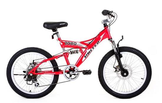 Review dan Harga Sepeda United TMS 3080