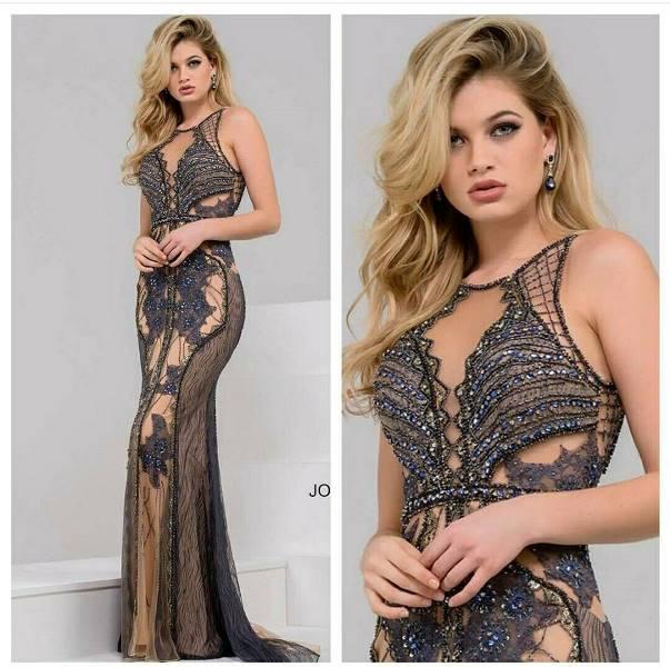 vestido de festa jovani