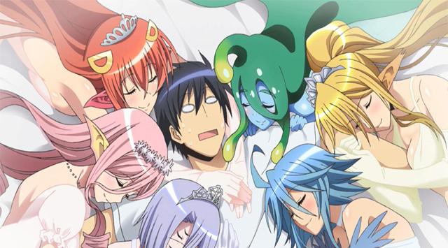 Rekomendasi Anime Romance bertemakan Fantasy