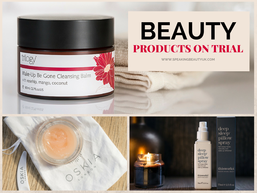 Beauty Products, Skincare