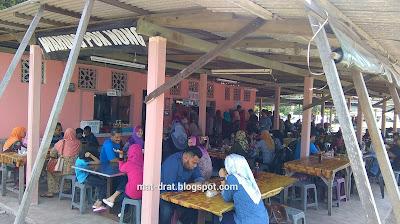 Warong Pok Nong Ikan Celup Tepung
