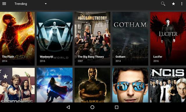 5 Aplikasi Terbaik Untuk Streaming Film Dan4 Acara TV Di Android Anda