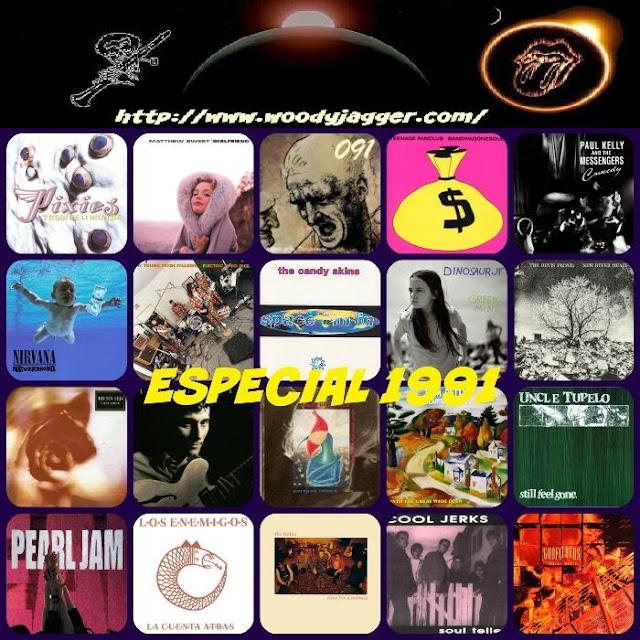 Mejores discos de 1991
