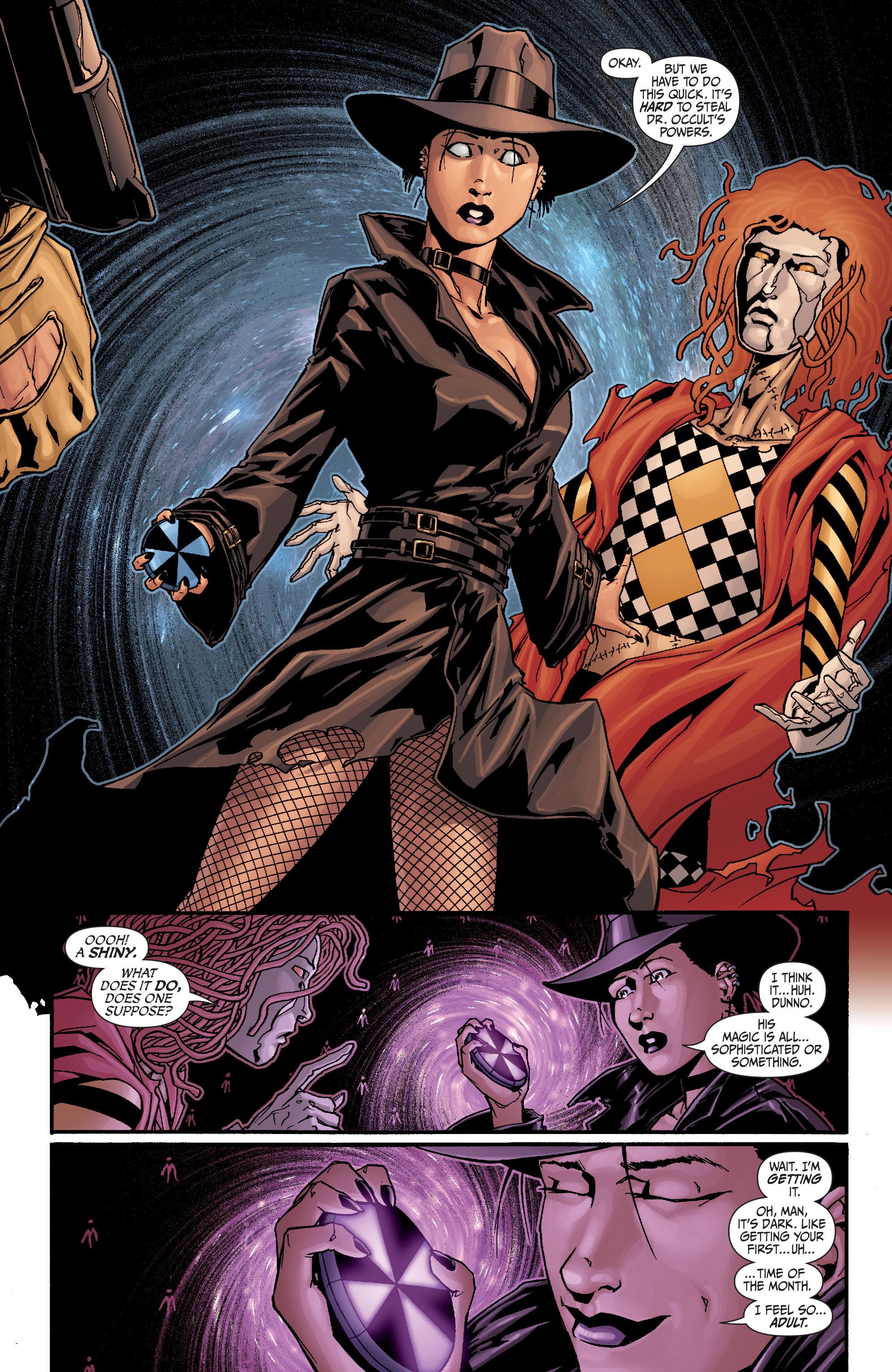 Read online Secret Six (2008) comic -  Issue #21 - 9