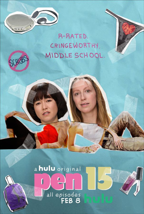 PEN15 – Saisons 1 [Complete] [Streaming] [Telecharger]