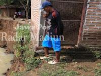 Ancaman Rumah Lenyap di Depan Mata, Warga Bingung Mau Pindah Kemana