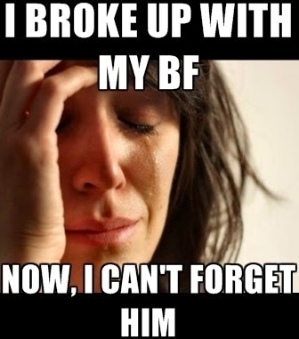 GOT DUMPED? HERE'S HOW TO FORGET YOUR EX ~ BOTH COIN