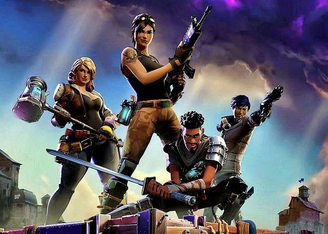 Игра Fortnite достигла огромного количества зарегистрированных игроков