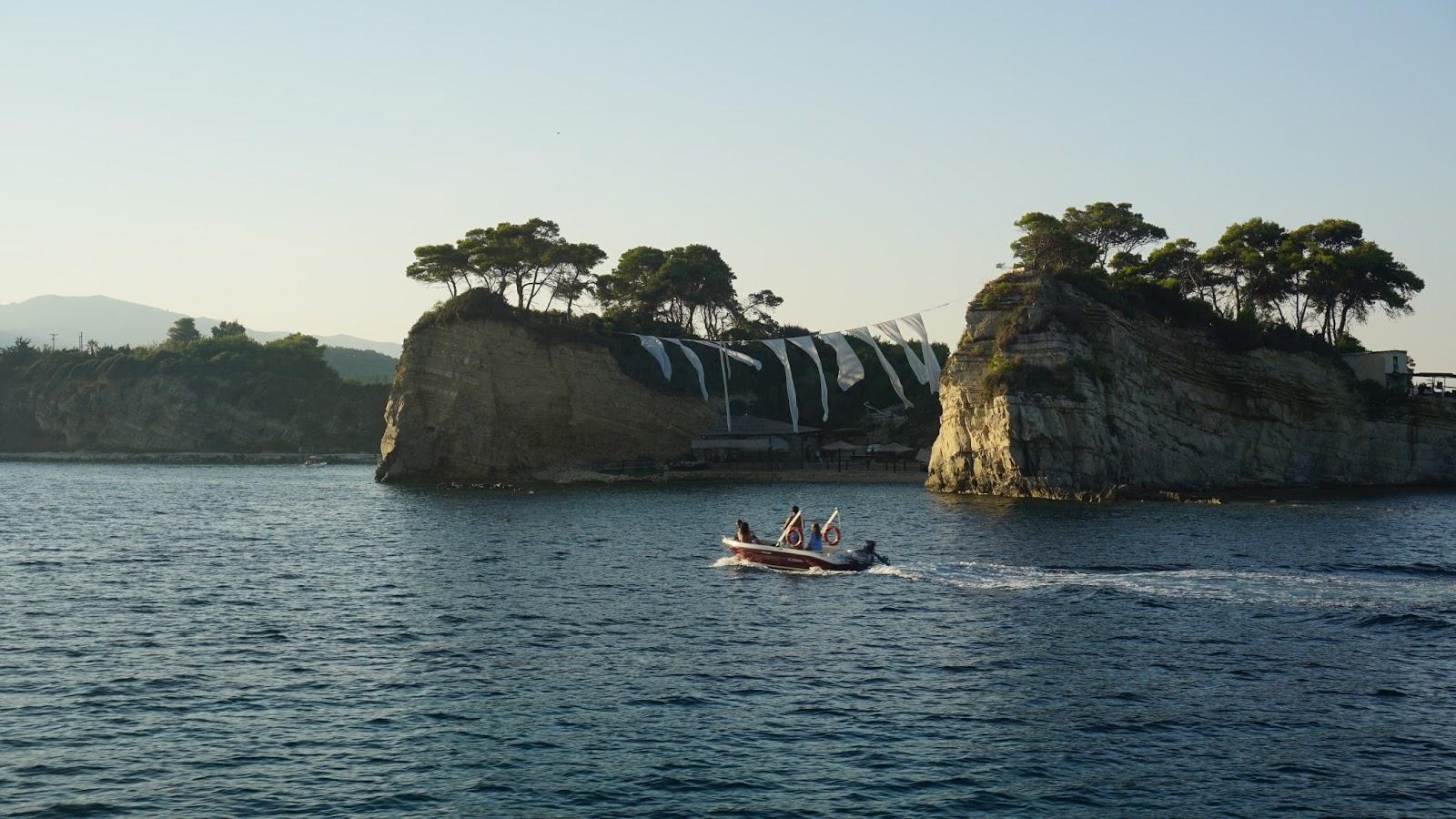 Cameo Island, Cameo, Wyspa Ślubów, atrakcje Zakintos, Grecja