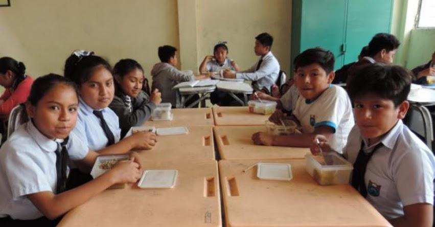 QALI WARMA: Programa social amplía cobertura con desayuno, almuerzo y cena a cuatro colegios de Piura - www.qaliwarma.gob.pe