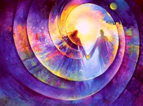 Violet Fire Circle: 84-2017-LESSON EIGHT The Etheric Body