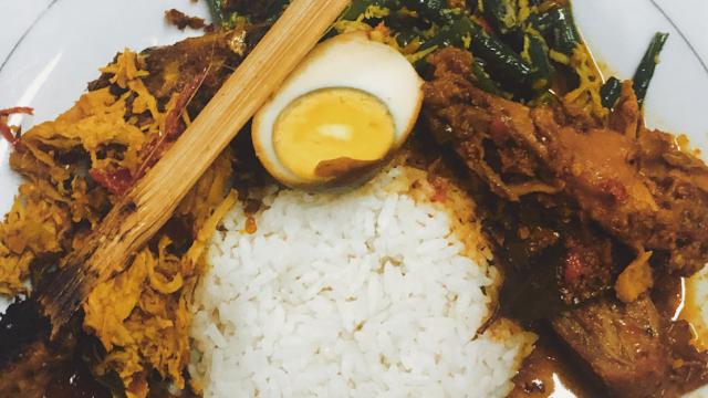 the best restaurant in Bali