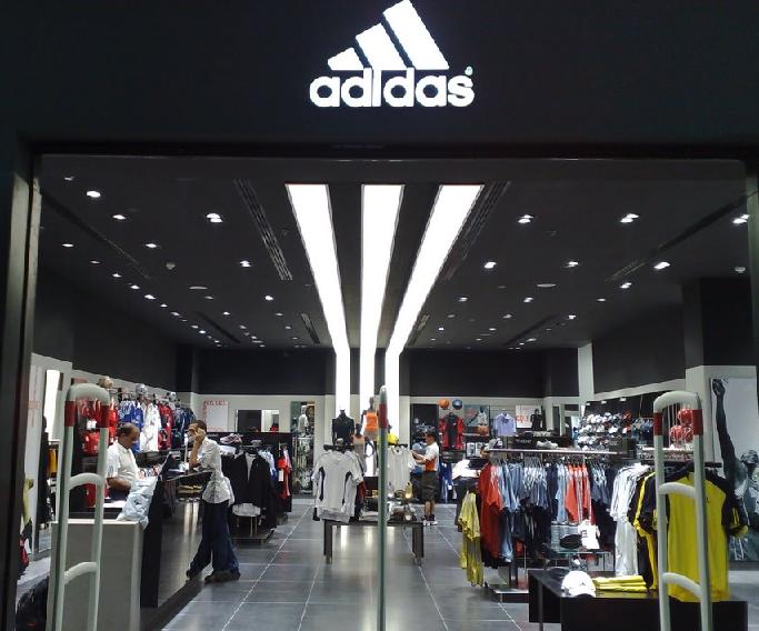 f0f4322c6 Loja da Adidas em Miami