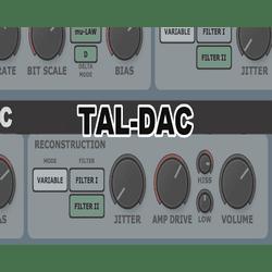 TAL Software - TAL-Dac v1.0.2 Full version