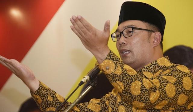 Usai Diusung Cagub Cabar, Ridwan Kamil Bakal Masuk Partai yang Dipimpin Setya Novanto