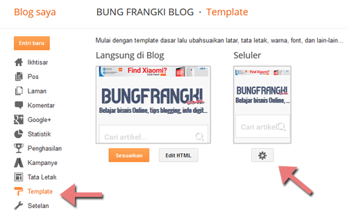 Cara Agar Blog Support Mobile Friendly