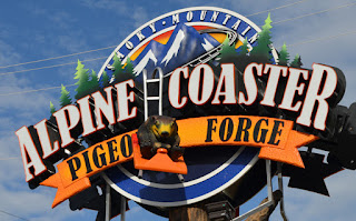 Smoky Mountain Alpine Coaster Pigeon Forge, TN