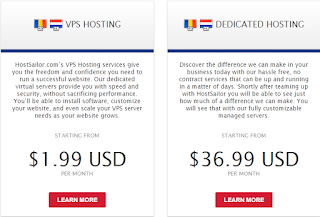 VPS & Dedicated Hosting