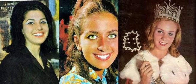 Misses Universo Brasil 1963, 1964 e 1965