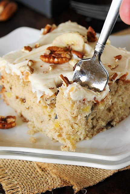 Hummingbird Sheet Cake photo