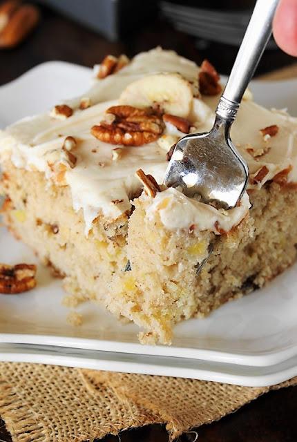 Hummingbird Sheet Cake photo