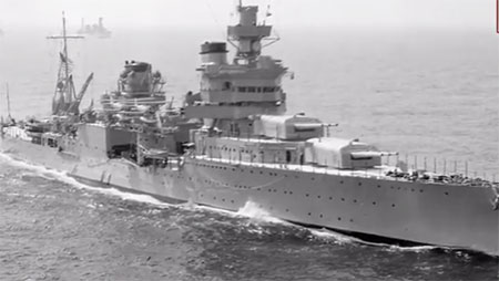 Researchers find wreckage of lost World War II warship USS Indianapolis at bottom of the Pacific