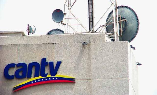 Tarifas de telefonía e internet de Cantv también aumentarán entre 700 y 1000%