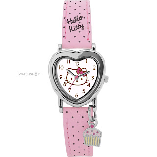 Gambar Jam Tangan Hello Kitty 3