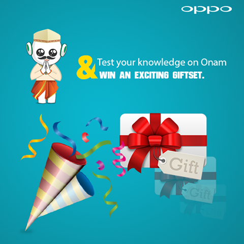 Contest !! Onam Weekly Quiz Win Amazing Gift Hampers And