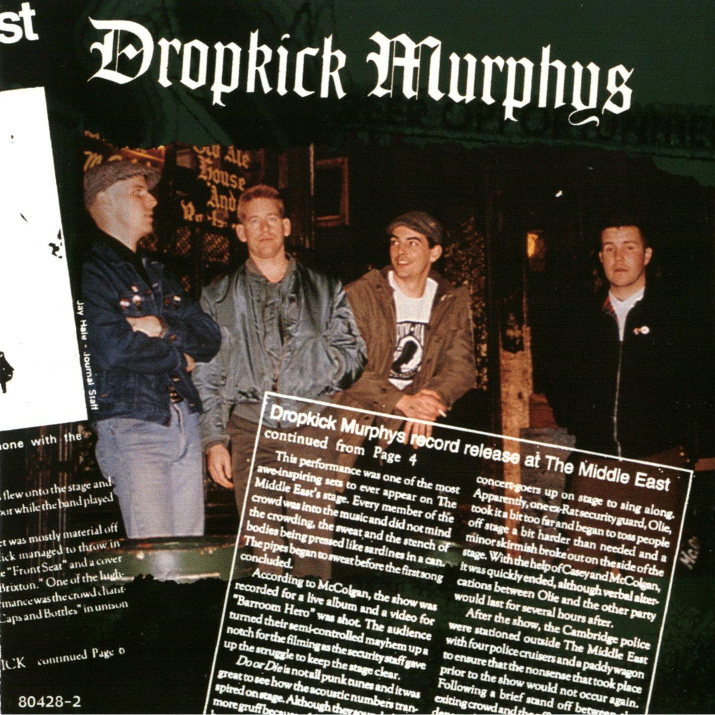 AtuQtuQ-AsKatu: Dropkick Murphys
