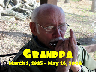 Grandpa March 1, 1935 - May 16th, 2008