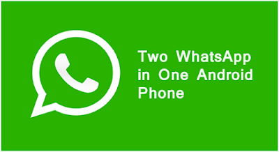two whatsapp accounts in one phone