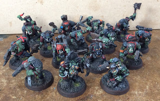 Da Ork Project Part 7.5 – Moar Speshul Boyz
