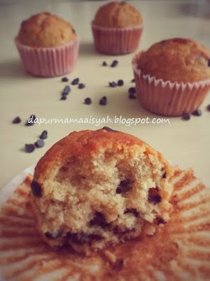 Chocolate Chips Muffin
