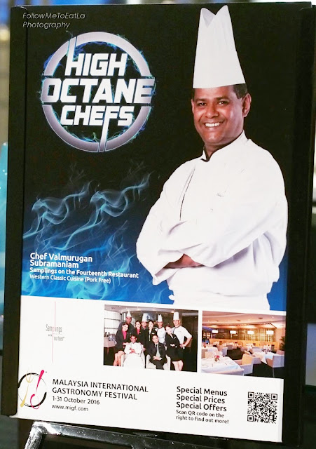 Chef de Cuisine, Chef Val.