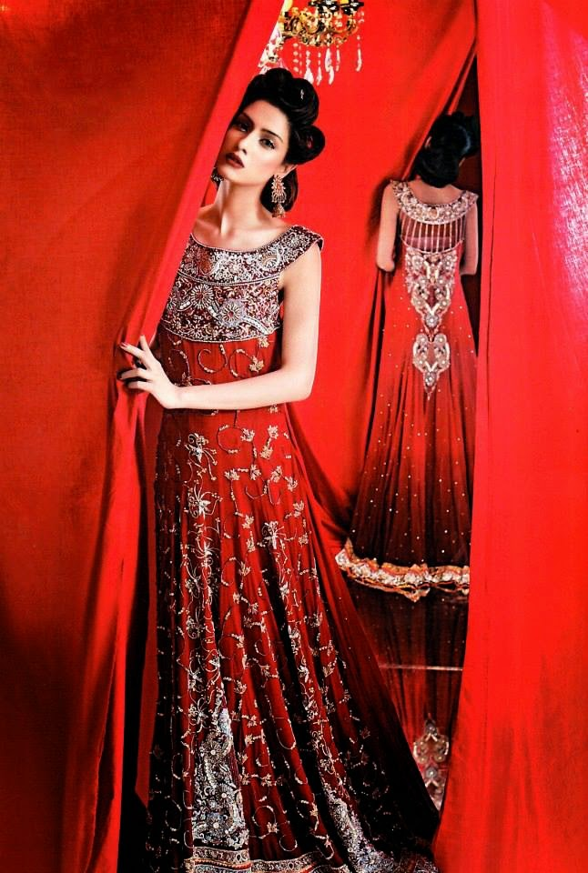Gown Dresses in Pakistan