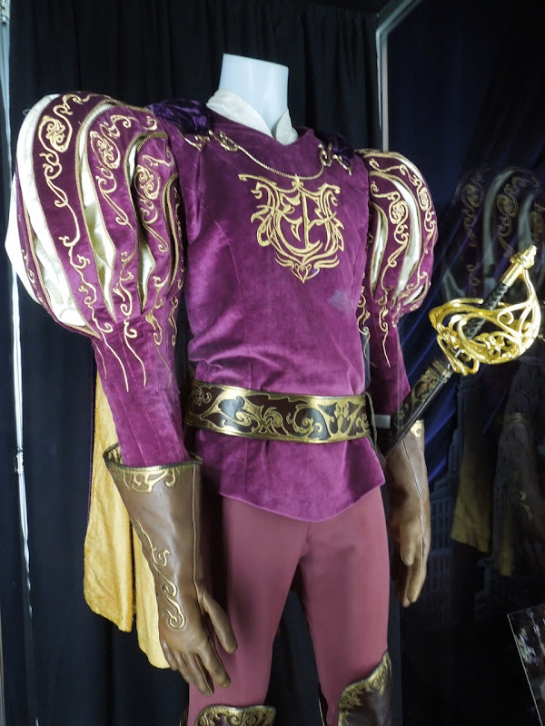 Prince Edward Enchanted movie costume