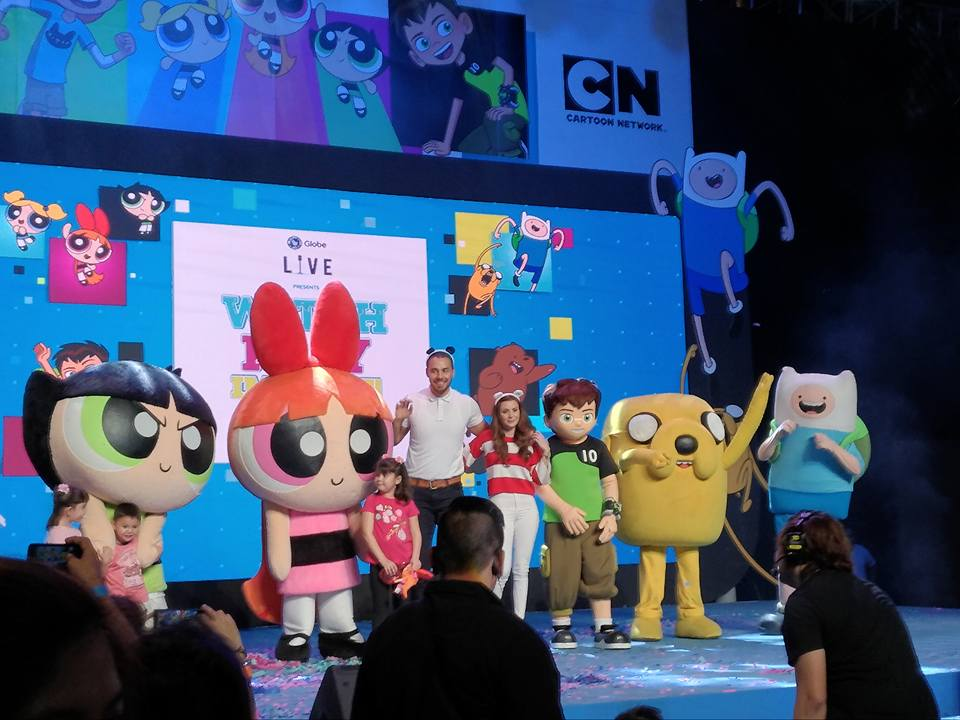 Globe Provides App Enhancement to Cartoon Network Watch and