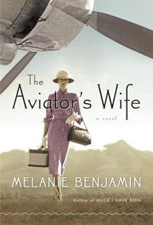 Weekend Reading: The Aviator's Wife by Melanie Benjamin (Book Review)