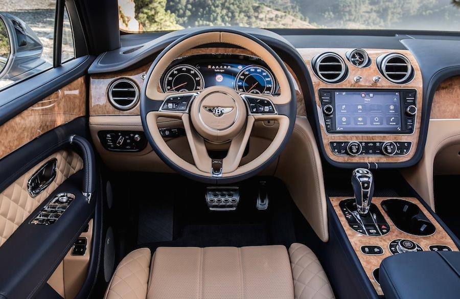 ベントレーが新型の高級SUV「BENTAYGA(ベンテイガ)」を発表!日本での販売価格は2695万円に。|Idea ...