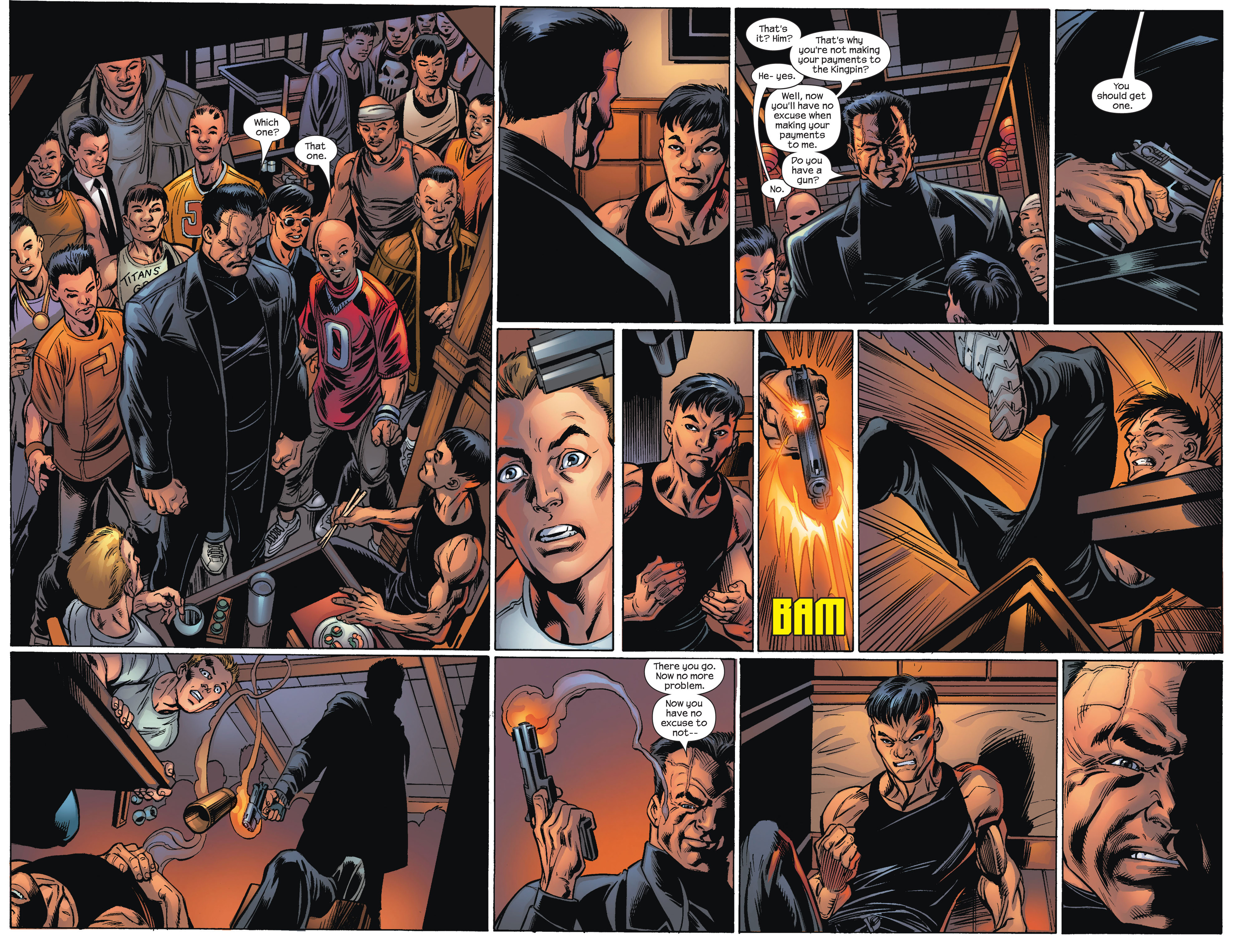 Read online Ultimate Spider-Man (2000) comic -  Issue #81 - 11
