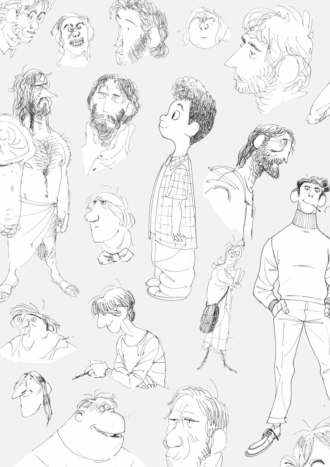 1000+ images about character designs on Pinterest