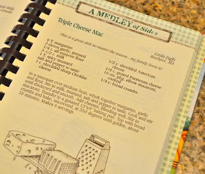 Triple cheese mac recipe