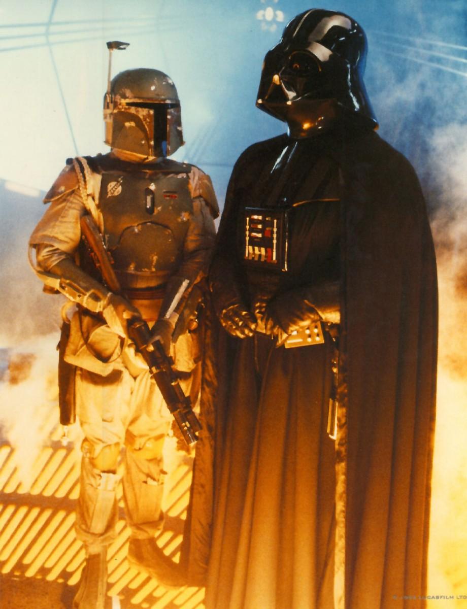 Neko Random: My Top Ten Star Wars Characters #1: Darth Vader
