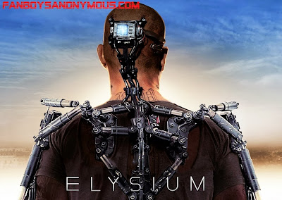 District 9 director Neill Blomkamp dystopian sci fi action thriller Elysium