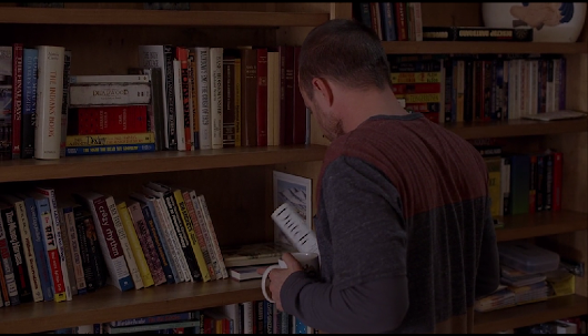 """The Bell Tolls for Thee"" (i.e. How a Quick Shot of a Bookcase in 5x13 ""Rabid Dog"" Begins to Blow Your Mind)"
